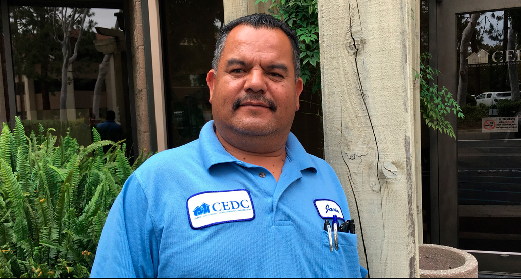 Meet Cabrillo Maintenance Tech Javier Gaona