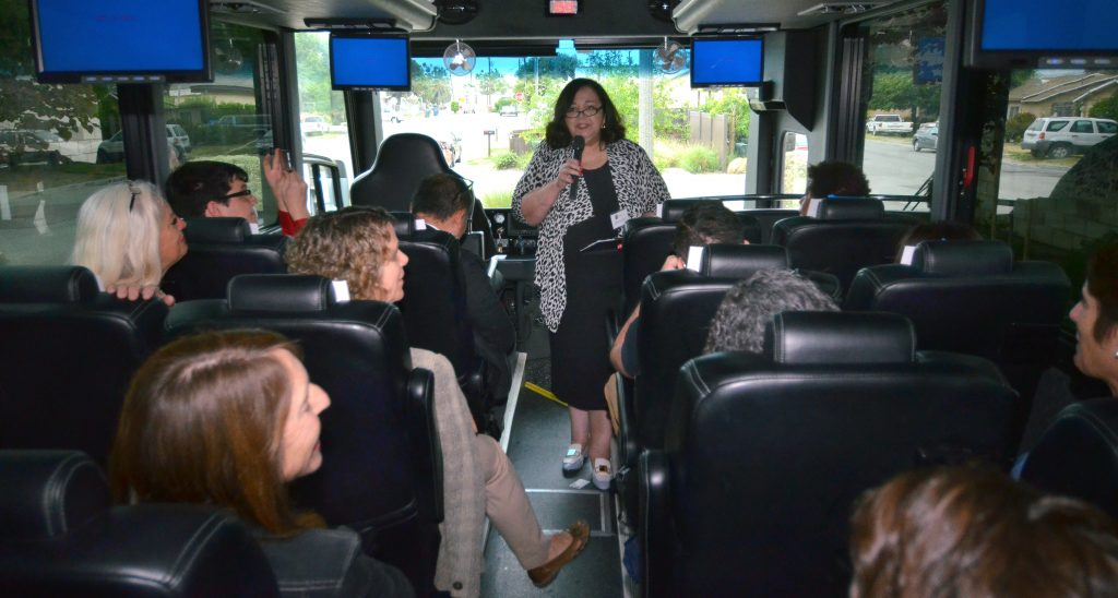 Cabrillo hosts 2017 Affordable Housing Bus Tour
