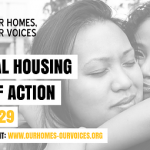 National Housing Week of Action: Add Your Voice