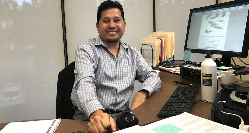 Cabrillo contrata a Espinoza como Director de Promoción Inmobiliaria
