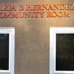 Hernandez dedication