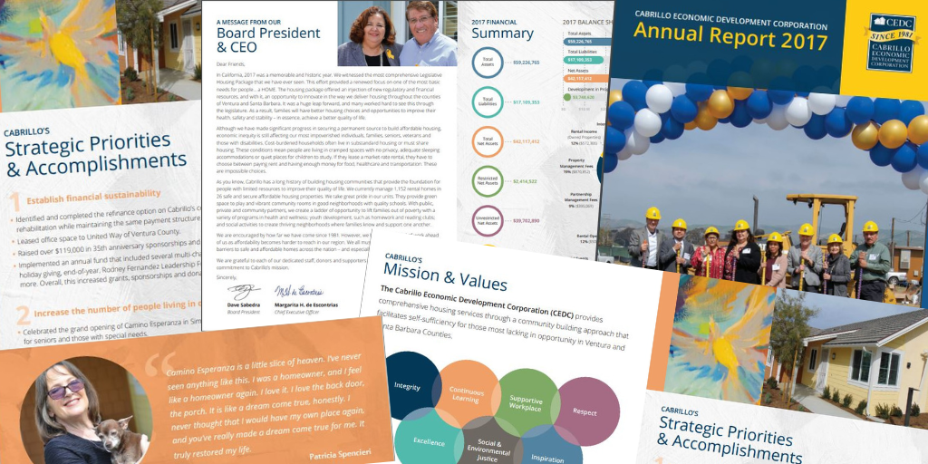 Cabrillo 2017 Annual Report available online