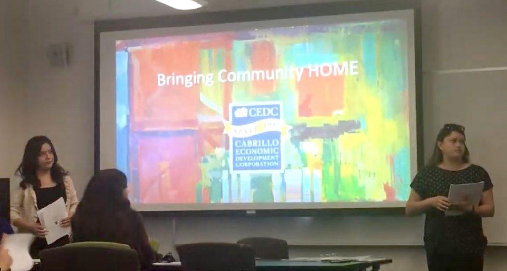 RCS recruits Homework Club volunteers at CSUCI