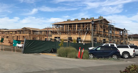 Snapdragon Phase II construction in Ventura