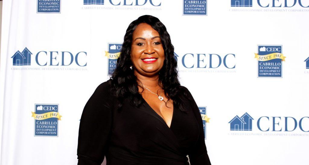 CEDC Board Member Zeeda Daniele