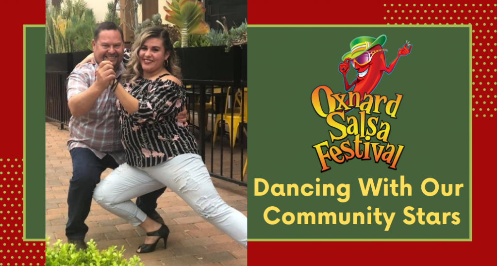 Dancing with our community stars