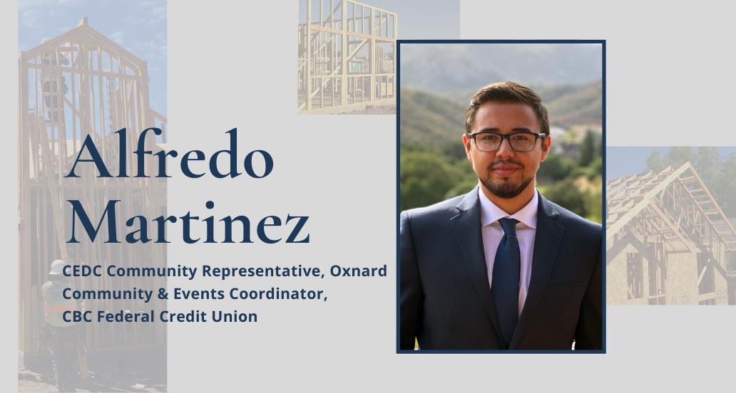 Alfredo Martinez joins CEDC Board of Directors