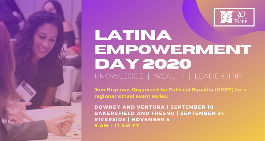 Latina Empowerment Day 2020