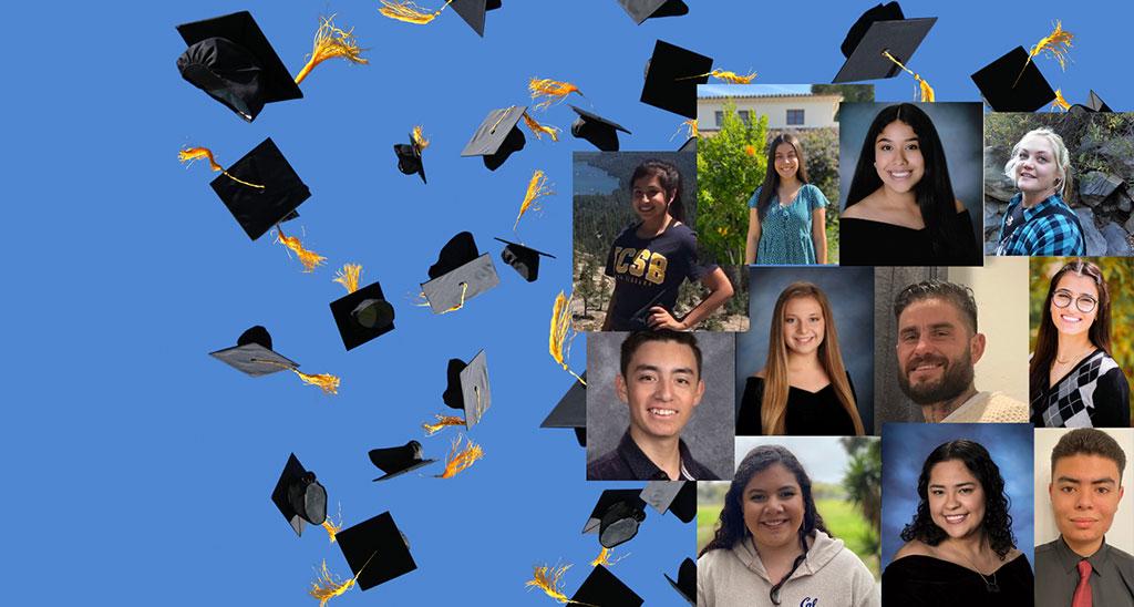 Cabrillo Economic Development Corporation Awards 14 Students with Rodney Fernandez Leadership Fund Scholarships